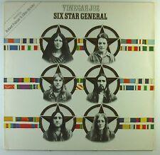 "12"" LP - Vinegar Joe - Six Star General - C749 - washed & cleaned"