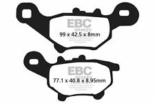 FIT AEON  CO-IN ECO (Electric) 13 EBC FRONT ORGANIC BRAKE PADS