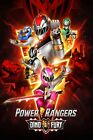 Power rangers Dino Fury Poster 24X36 inches