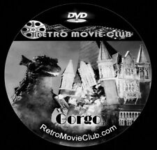 Gorgo (1961) Horror, Sci-Fi Movie Dvd