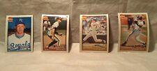 Topps Baseball Cards Lot 40 Years of Baseball