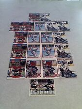 """*****Jean-Claude """"J.C."""" Bergeron*****  Lot of 20 cards.....5 DIFFERENT / Hockey"""