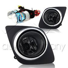 2008-2011 Toyota RAV 4 Fog Lights w/Wiring Kit & HID Conversion Kit - Smoke