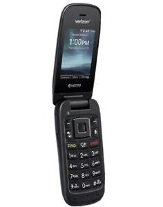 New Kyocera Cadence S2720 4G LTE Verizon Wireless Flip Phone TOP OF THE LINE!!