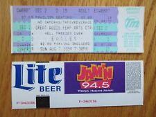 Unused Eagles August 7, 1994 Great Woods Perf Concert Ticket Frey Walsh Henley