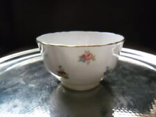 BEAUTIFUL CROWN STAFFORDSHIRE FLORAL BOUQUET BOWL