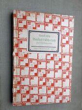 Arnold Ulitz: boycott/SCARLATINE deux élèves étaient île-Bibliothèque Nº 411 1930