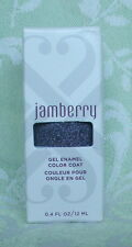 Jamberry TruShine Gel Enamel Specialty Color Coat Nail Polish - Graphite
