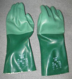 Ansell Edmont Scorpio Chemikalienschutzhandschuh 08-354 Gr. 10 Handschuh