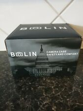 BOLIN - Brand New - Digital/Camera Case - BROWN Leather - See pictures