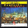 2822 Vollstempel gestempelt Briefzentrum 32 BRD Bund Deutschland Jahrgang 2010