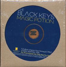 The Black Keys Magic Potion RARE promo advance CD '06 (SEALED)