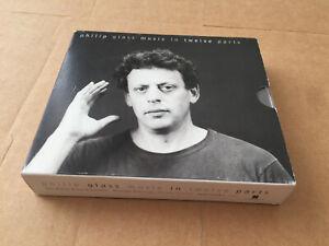 Philip Glass – Music In Twelve Parts 1996   3 x CD NM Classical minimal