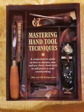 Mastering Hand Tool Techniques : A Comprehensive Guide on How to Sharpen, Tune,…
