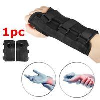 de la douleur poignet palm soutenir protecteur Support de plaque en aluminium