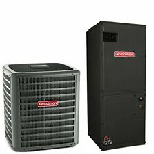 5 Ton Goodman 16 SEER R410A 2Stage Variable Speed AC Split sys