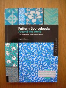 Around the World: 250 Patterns for Projects and Designs: Around the World by Shi