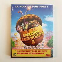 OPÉRATION CASSE-NOISETTE (LA SUITE)  ♦ BLU-RAY NEUF - ENFANTS ♦