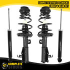 2011-2017 Buick Regal FWD Front Complete Struts & Rear Gas Shock Absorbers  for sale