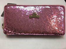 Loungefly Disney Sleeping Beauty Sequin Zip Around Wallet