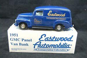 EASTWOOD  Series II 1951 GMC PANEL VAN  by ERTL MIB
