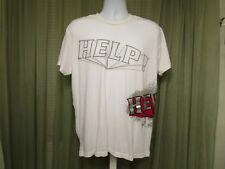 The Beatles Juniors Unisex Boy Girl Casual School Help Tee T-shirt Size XL