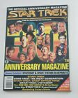 STAR TREK-THE OFFICIAL 30th ANNIVERSARY MAGAZINE-FROM BEGINNING-INTO THE FUTURE
