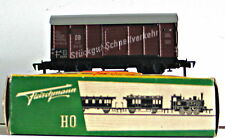 Fleischmann Wagon couvert Stuckgut Schnelverkehr ref 1213