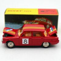 1:43 Atlas Dinky Toys 1401 ALFA ROMEO 1600 TI Rally #8 Diecast Models