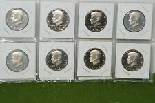 (8) 1982 S Proof Kennedy 50c