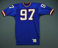 1990 Moore New York Giants Game Issued Jersey Size 44 Not Worn!
