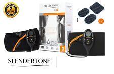 Slendertone Abs 7 Unisex Couples AB TONIFICANTE pacchetto con Extra CUSCINETTI
