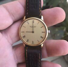 WYLER VETTA incaflex manual watch working condition