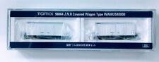 Tomix  98064 JNR Covered Wagon Type WAMU 580000  N Scale