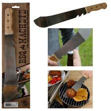 Grillwender BBQ Machete 46 cm Grillspachtel Grillbesteck Fleischwender Spatel