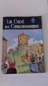 La cité de Carcassonne - Lily Devèze (dédicacé) - 1974
