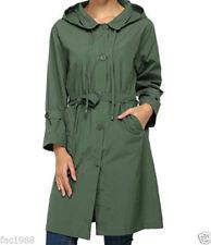 Cappotti e giacche da donna Parka con cerniera taglia XXL