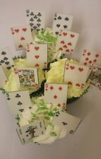 56 Edible Precut wafer paper Playing Cards for cakes/cupcake toppers