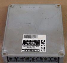96 TOYOTA TACOMA 3.4 6-CYL 4X4 AT XTRA CAB ECU ECM COMPUTER MODULE 89661-04230