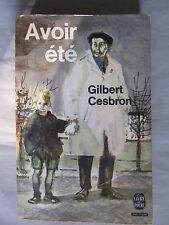 Avoir d'été de Gilbert Cesbron