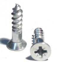 DIN 96 Halbrund Zierschrauben schwarz verzinkt Schlitz 5,0 mm     12 bis 80 mm