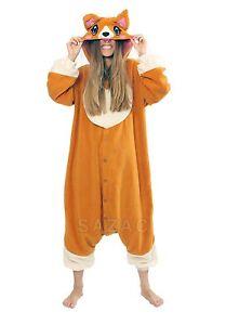 SAZAC Corgi Dog Kigurumi - Adult Costume from USA