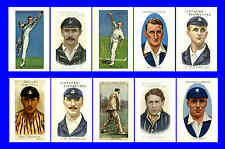 KENT - CIGARETTE CARD HEROES -  POSTCARD SET # 1