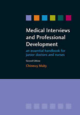 Medical Interviews and Professional Development: An Essential Handbook-ExLibrary
