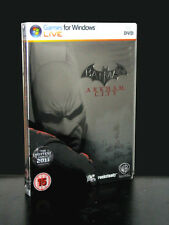 BATMAN: ARKHAM CITY DOUBLE-FACE ÉDITION SPÉCIALE STEEL BOOK PC DVD JEU