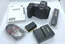 Canon EOS R 30.3MP Digital Camera - Black (Body Only) great condition!