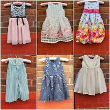 Bundle Summer occasion party Dresses top  Size 2-3 3- 4 Years Cardigan bolero