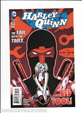 Harley Quinn #27 | 2014 Series | Very Fine/Near Mint (9.0) | Red Tool