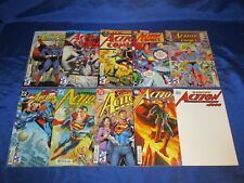 Action Comics (1938) #1000 1st Prints 10 Variant Set 1930's-2000's & Blank NM