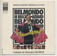 GEORGES DELERUE - BELMONDO - L'INCORRIGIBLE - 1975